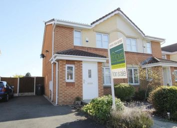 Thumbnail 3 bed semi-detached house for sale in Stirling Lane, Hunts Cross, Liverpool