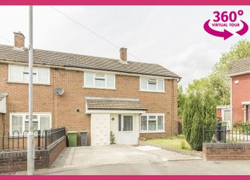 Thumbnail 3 bed end terrace house for sale in Macaulay Avenue, Llanrumney, Cardiff