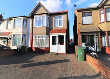 Thumbnail 3 bed end terrace house for sale in Hall Lane, London, Chingford