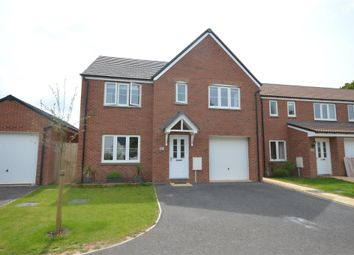 Thumbnail 5 bed detached house for sale in Bats Roost, Cranbrook, Exeter, Devon