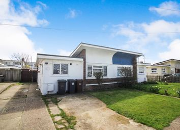 Thumbnail 3 bed semi-detached bungalow for sale in The Square, Pevensey Bay, Pevensey