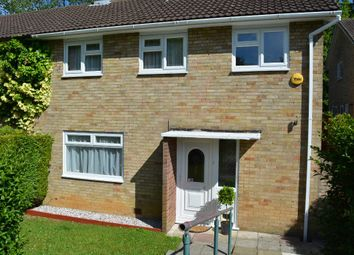 Thumbnail 3 bed end terrace house for sale in Byfield, Welwyn Garden City, Hertfordshire