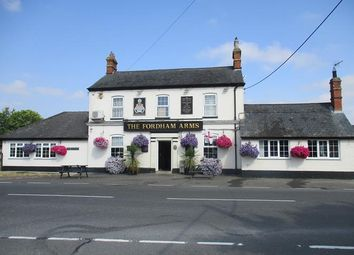 Thumbnail Pub/bar to let in The Fordham Arms, Templars Way, Sharnbrook, Bedford