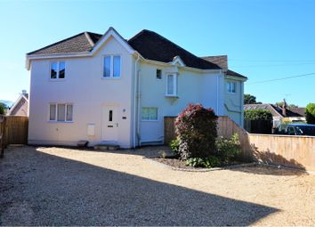 Thumbnail 2 bed semi-detached house for sale in Lonnen Road, Wimborne