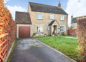 Thumbnail 3 bed detached house for sale in Century Close, Cirencester