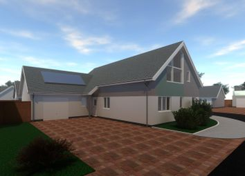 Thumbnail 4 bed detached bungalow for sale in The Lawns, Mount Sandford Green, Barnstaple