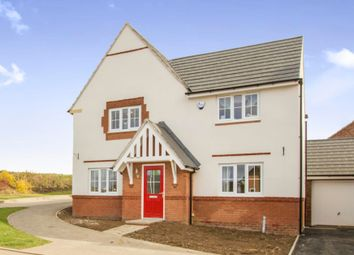 Thumbnail 4 bed detached house to rent in Windlass Drive, Wigston