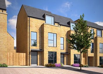 Thumbnail 2 bed flat for sale in Riley Court, 1 Delta Mews, Millbrook Park, London