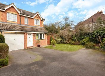 Thumbnail 3 bed detached house for sale in Egham, Surrey