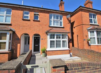 Thumbnail 3 bed semi-detached house for sale in Manor Road, Guildford