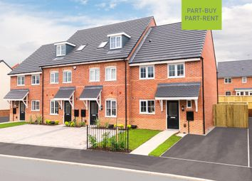 "Thumbnail 4 bed terraced house for sale in ""Helmsley"" at Blackpool Road, Kirkham, Preston"