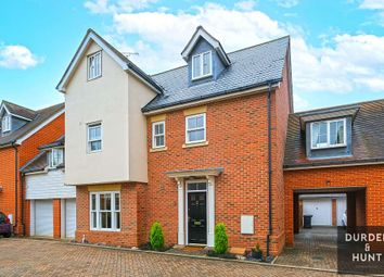 Thumbnail 5 bed link-detached house for sale in Telford Place, Chelmsford