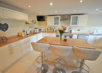Thumbnail 3 bed detached house for sale in Blackburn Road, Rising Bridge, Accrington