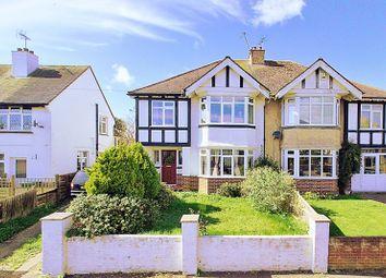 Thumbnail 3 bed semi-detached house for sale in Glenwood Avenue, Bognor Regis