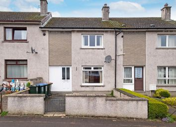 Thumbnail 2 bed terraced house for sale in 6 Sidlaw Terrace, Glencarse, Perth