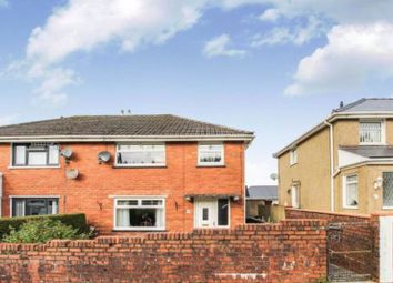 3 bed semi-detached house for sale in Beaufort Close, Sirhowy, Tredegar NP22
