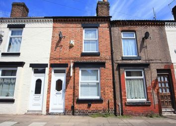 Thumbnail 2 bed terraced house for sale in Vale Road, Liverpool