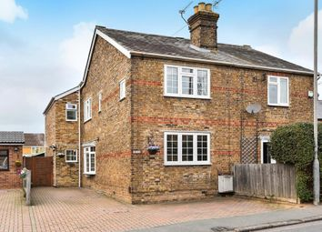 Thumbnail 3 bed semi-detached house for sale in Lent Rise Road, Burnham, Buckinghamshire