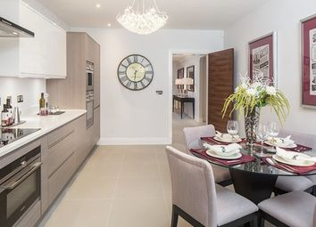 Thumbnail 2 bed flat for sale in Weybridge House, Queens Road, Weybridge, Surrey