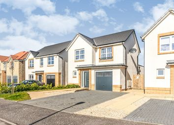 Thumbnail 3 bed detached house for sale in Dovecot Avenue, Cairneyhill, Dunfermline, Fife