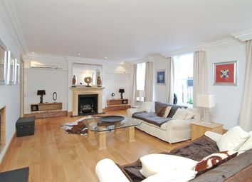Thumbnail 5 bed mews house to rent in Lyall Mews, London
