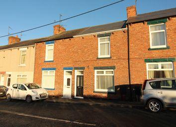 Thumbnail 2 bed terraced house for sale in Cochrane Terrace, Ferryhill