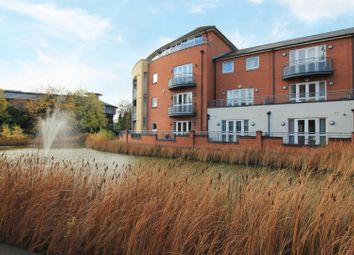 Thumbnail 2 bed flat for sale in Park Wharf, Nottingham