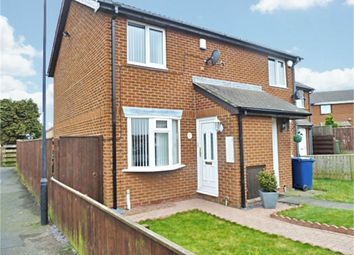Thumbnail 2 bedroom semi-detached house for sale in Meadow Rise, Newcastle Upon Tyne, Tyne And Wear