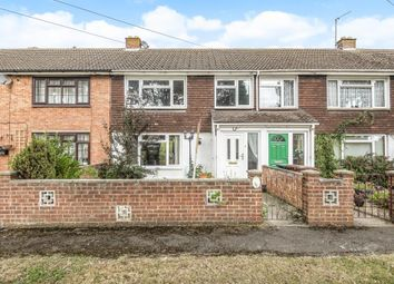 3 bed terraced house for sale in Kingsclere Road, Bicester OX26