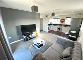 Thumbnail 1 bed flat for sale in Cowleaze, Purton, Swindon