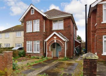 Thumbnail 3 bed detached house for sale in Manor Road, Lake, Isle Of Wight