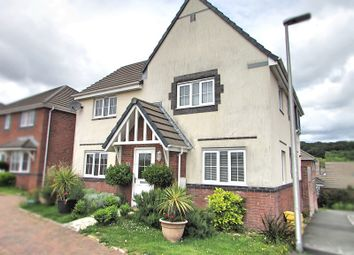 Thumbnail 4 bed detached house for sale in Cae Morfa, Neath, Neath Port Talbot.
