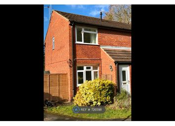 Thumbnail 2 bed semi-detached house to rent in Leighton Avenue, Loughborough