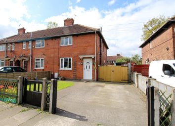 Thumbnail 3 bedroom semi-detached house for sale in Crombie Avenue, York