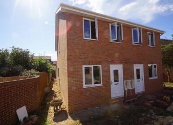 Thumbnail 2 bedroom semi-detached house for sale in Watkins Way, Shoeburyness