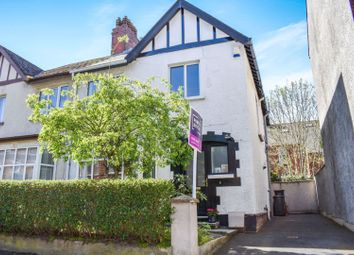 Thumbnail 3 bed semi-detached house for sale in Wellesley Avenue, Belfast