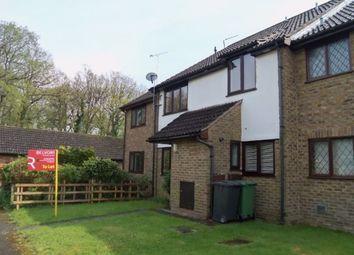 Thumbnail 2 bedroom terraced house to rent in Mongers Piece, Chineham, Basingstoke