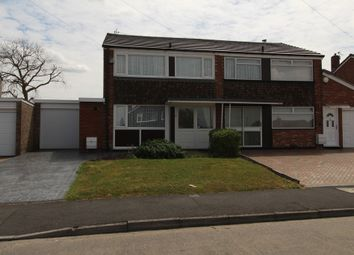 Thumbnail 3 bedroom semi-detached house to rent in Lacey Road, Stockwood, Bristol