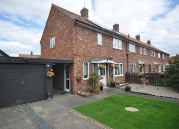 Thumbnail 3 bed semi-detached house for sale in Norby Estate, Norby, Thirsk