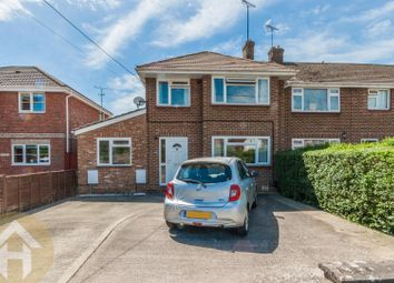 Thumbnail 3 bed end terrace house for sale in Templars Firs, Royal Wootton Bassett, Swindon