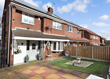 Thumbnail 3 bed semi-detached house for sale in Elmete Road, Castleford