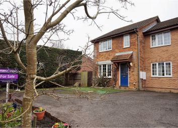 Thumbnail 4 bedroom detached house for sale in James Grieve Avenue, Locks Heath