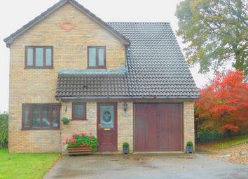Thumbnail 3 bedroom detached house for sale in Oakwood Drive, Clydach Swansea