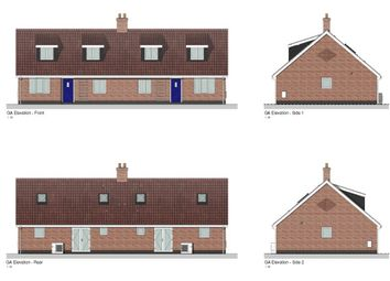 Thumbnail 3 bed property for sale in Kells Way, Geldeston, Beccles