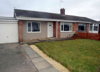 Thumbnail 2 bed bungalow to rent in Rothlea Gardens, Choppington