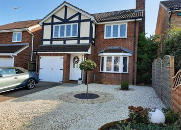 Thumbnail 4 bed detached house for sale in Newby Drive, Rushmere St. Andrew, Ipswich