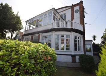 Thumbnail 2 bed flat for sale in Salterns Road, Seaview