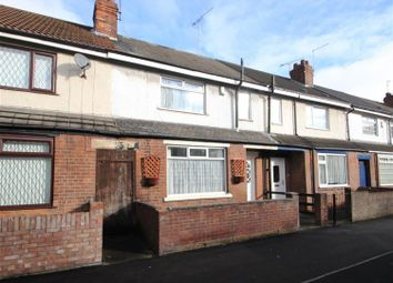 Thumbnail 3 bed terraced house for sale in Perth Street West, Hull