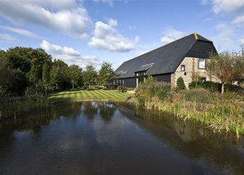 Thumbnail 5 bed barn conversion for sale in Edburton Road, Fulking, Henfield, West Sussex