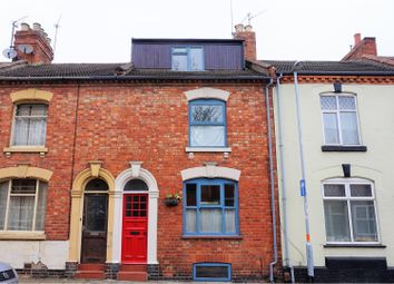 Thumbnail 3 bed terraced house for sale in Hervey Street, Northampton